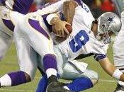 Minnesota Vikings écrasent Cowboys