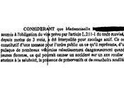 irrespectueuse: racolage menace pour l'ordre public? (Pôle juridique Norbert Clément)
