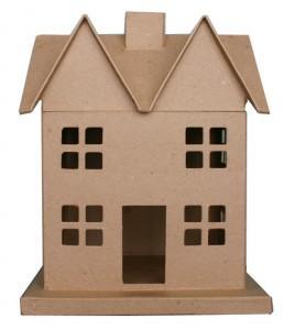 la maison en carton paperblog. Black Bedroom Furniture Sets. Home Design Ideas