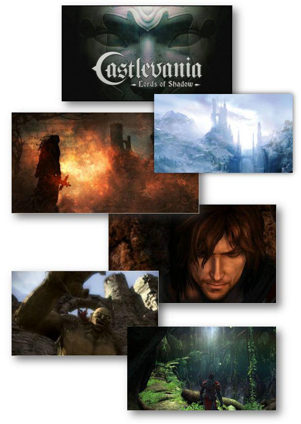 [à venir] CASTLEVANIA, LORDS OF SHADOW… Un retour en Next Gen.