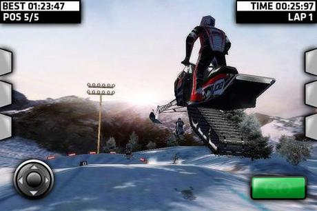 [Application IPA] EuroiPhone : X Games SnoCross