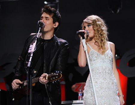 Taylor Swift et John Mayer un couple ?