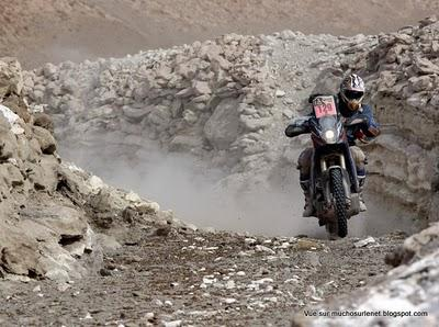 Dakar 2010: photos