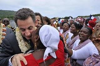 Nicolas Sarkozy à Mayotte : le chantage colonial ?