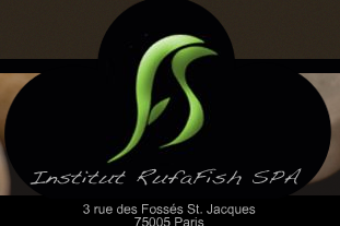 Rufa Fish Spa - Paris