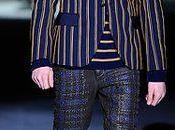 défilé Roberto Cavalli homme automne hiver 2010-2011