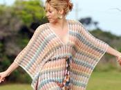 Shakira hippie chic avec mari