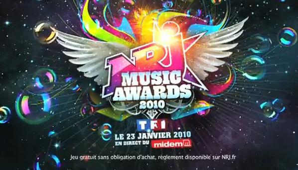 NRJ Music Awards 2010 ... Gagne ta place