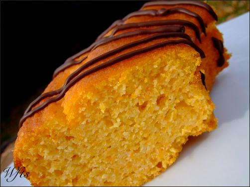 - GÂTEAU BUTTERNUT ORANGE -