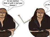 L'avis héros Jack Sparrow