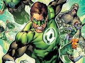 Green Lantern sera dans veine d'Iron