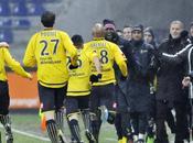 Ligue résultats mercredi janvier 2010 (21eme journée)
