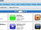 iPhone Apptrackr petit frère d'Appulo.us