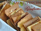 Gaufrettes blanc Saint Vincent