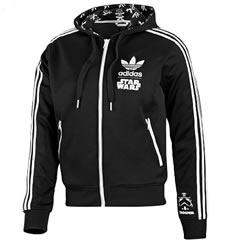 Haut Stormtropper Adidas-Star Wars face, 85€
