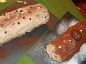 Faire bûche sans embûches, mousse marrons