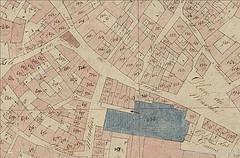 Cartographie de Cognac