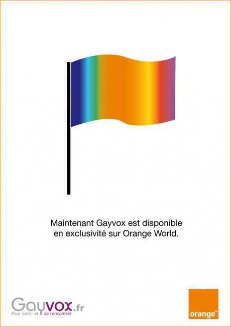 Faire Part : Mariage entre Gayvox.fr et Orange World