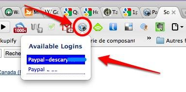 1password chrome 1Password possède maintenant son module pour Chrome [Mac]