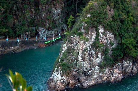 The cove ( la baie de la honte )