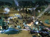 Supreme Commander screenshots, vidéos, musique, interviews, Facebook, cartes bonus twitera