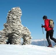 La montagne de Lure l'occasion idéale d'une escapade provençale à la neige