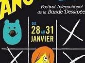 Festival International bande dessinée Angoulême