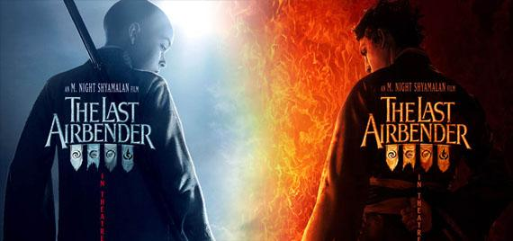 The Last Airbender : Nouvelles Affiches – Posters
