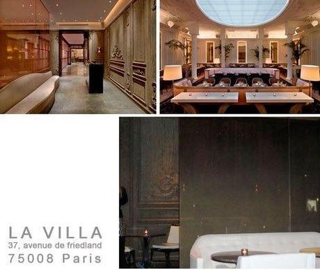 Restaurant du mois : La Villa