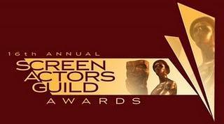 Screen Actors Guild, resultats.