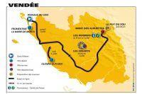 Le Grand Départ du Tour 2011 en Vendée