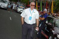 Le président de la fédération internationale Pat McQuaid