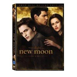 Product Image The Twilight Saga: New Moon 3 Disc Deluxe Edition DVD with Bonus Collectible Film Cell - Only at Target