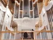 Visite d'un grand-orgue jurassien, tout neuf, avant démontage…