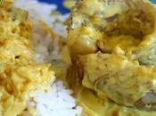 NutriCook: Filets colin crème safranée
