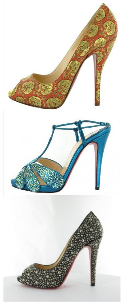 Christian Louboutin: collection printemps-été