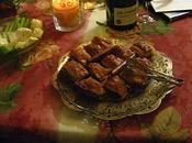 Baklava pommes, canneberges pistaches