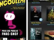Angoulême 2010 sera aussi dans votre poche.