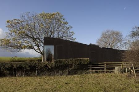 Chatley Lodge par AOC Architecture