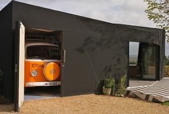 Chatley Lodge par AOC Architecture - Paperblog