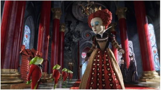 red queen burton alice 2