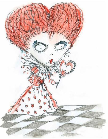 Dessins Et Bo Pour Alice Au Pays Des Merveilles Paperblog