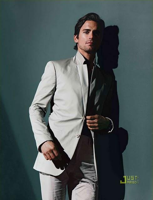 [photoshoot] Matt Bomer pour Men's Health