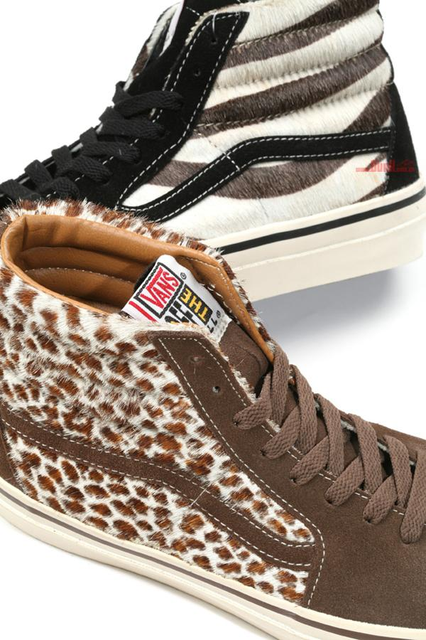 VANS – ANIMAL SERIES SK8-HI