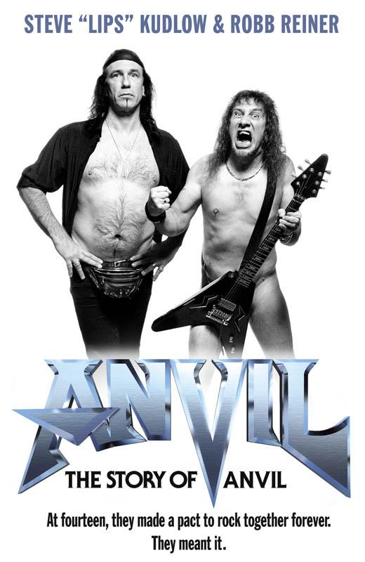 THE STORY OF ANVIL ::: Let it loose (again) par Guy-Michel Thor