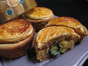 muffin galette des rois 1