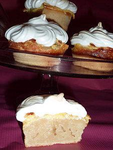 Muffins tarte fromage blanc