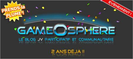 GameOsphere a 2 ans !