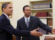 Tiger Woods politique race