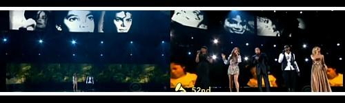 Grammy Awards 2010 : l'hommage à Michael Jackson /  Michael Jackson tribute (video)
